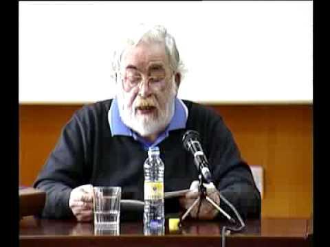 José Viñals recitando
