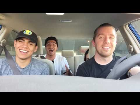 Broadway Carpool Karaoke #21- Out There (Hunchback of Notre Dame)