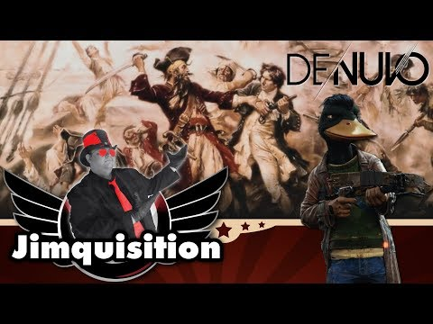 The Cowardly Crimes Of Dastardly Denuvo (The Jimquisition)