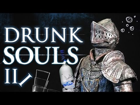 DRUNK SOULS 3 - Dark Souls 3 Gameplay