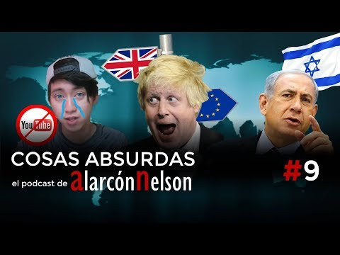 ▶ COSAS ABSURDAS #9 – Reset sin Youtube - Boris Johnson investigado - López Obrador ignorante