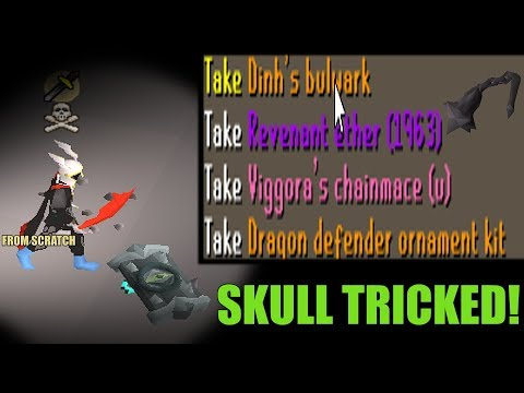 SKULL TRICKED a Vigorra's Chainmace & Dinh's Bulwark! (1B from Scratch Ep. 4)