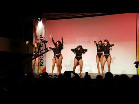 Las Lindas (Step Up DS Xanthi) - 8th Greek Salsa Bootcamp 2017