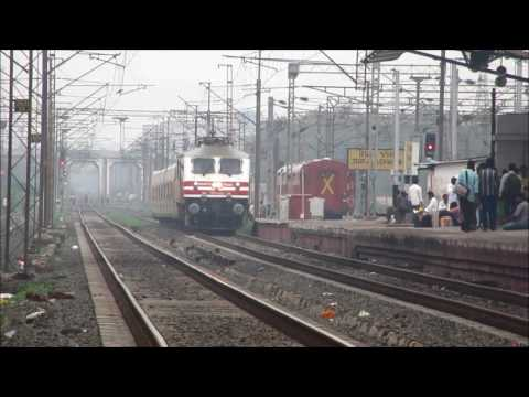 Crawling Talgo Passing through Udhna junction