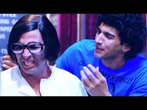 Aditya Roy Kapoor Try To Convince Akshay Kumar | Action Replayy | Hindi Movie | Bollywood Scene