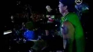 If You Have To Ask - Red Hot Chili Peppers - Chile 2002
