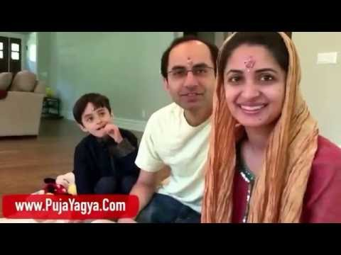 Indian Hindu Priests In USA, Religious Puja Pooja Hinduism Prayers Worship Rituals