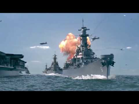 SABATON - Bismarck (World of Warships cinematic)