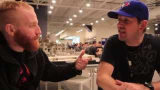 FFG Worlds 2013 - Netrunner LCG - Kris Jamieson of A:NR Bad Publicity Interview