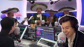 Harry Styles' Old Tweets Sung By A Mariachi Band
