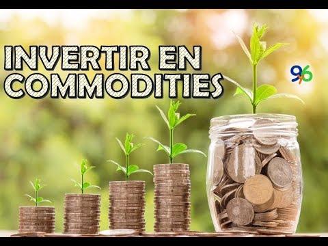 Invertir en Commodities - Clase 4 - Principios de Inversiones