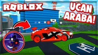 How to buy 😱 FLYING CAR AND JETPACK ?! 😱 / Roblox Mad City / Roblox English