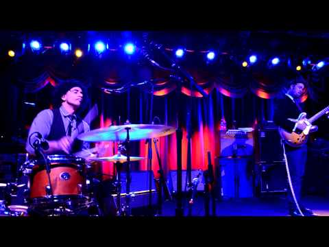 Soulive - Steppin' @ Brooklyn Bowl BOWLIVE 4 - 3/9/13 - Night 3