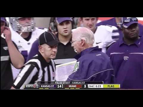 Bill Snyder's Chocolate Chip Cookie Parade