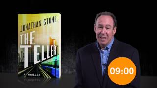 My Book in 15 Seconds - Jonathan Stone