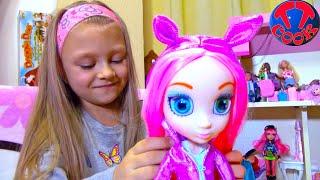 Новая кукла для Ярославы - Shibajuku Girls - Shizuka! Распаковка и Обзор Видео для Детей