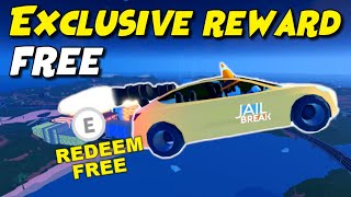 How To Get Season 2 EXCLUSIVE Reward FREE? Roblox Jailbreak Glitch