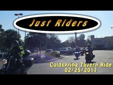 Just Riders ( Coldspring Tavern Ride 2017 )