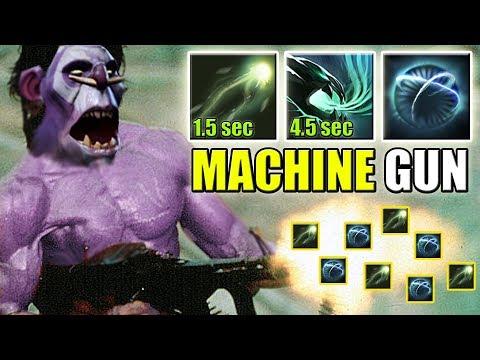 Infinite Aphotic Shield and Arcane Bolt Spam 100 000 Damage IMBA Dota 2 Ability Draft
