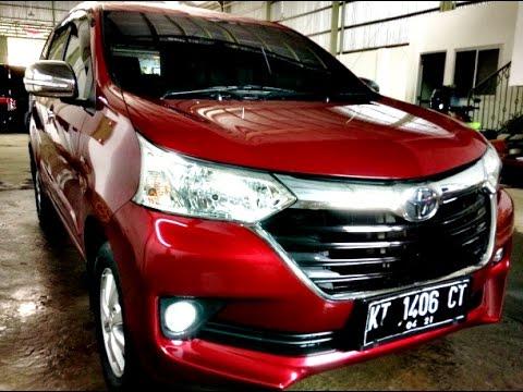Grand New Avanza Merah Fitur Dijual Toyota Avana 1 3 G Manual Tahun 2016 Samarinda Hp 0852 4690 2754
