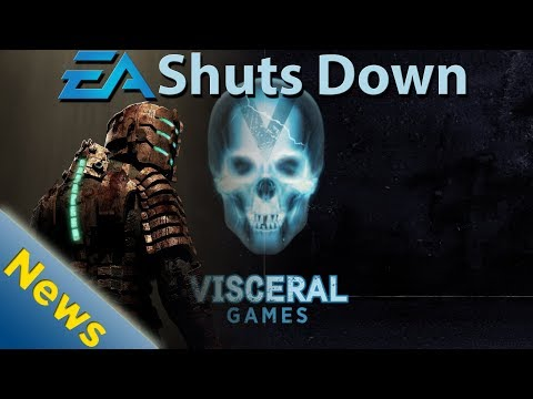 EA Shuts Down Visceral Games visceral