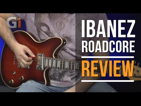 Ibanez Roadcore RC 1320 Prestige Review | Guitar Interactive Magazine