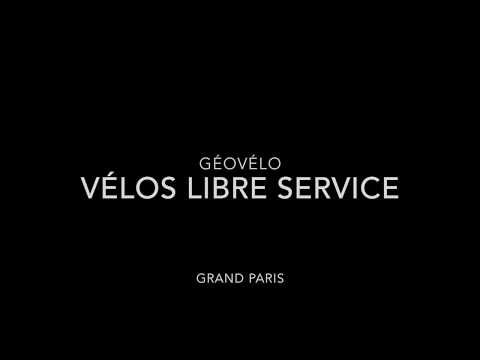 Geovelo Grand Paris