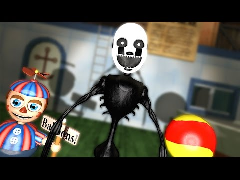 FNAF ANIMATRONICS AT THE KRUSTY KRAB! (EP 1) | Gmod Sandbox (Garry's Mod)