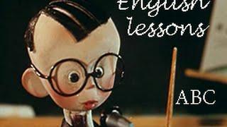 English lesson № 3 АНГЛИЙСКИЙ АЛФАВИТ ЧАСТЬ №3