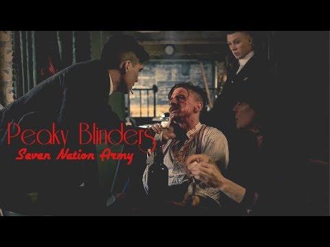 Vintage Seven Nation Army | Peaky Blinders