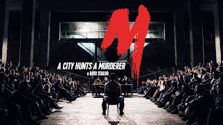 M - A CITY HUNTS A MURDERER I by David Schalko | Extended Trailer | english subtitles