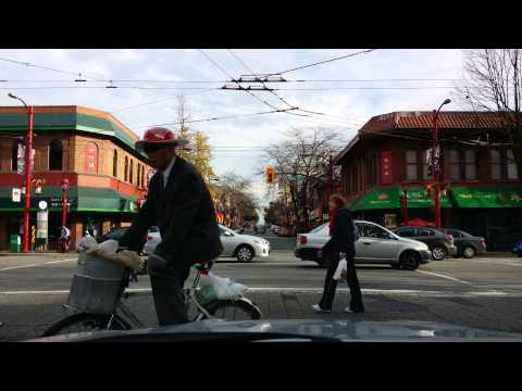 4K Video China Town Vancouver Samsung Galaxy Note 3