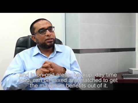 Interview of Rahimafrooz Renewable Energy Ltd. MD