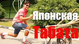 Жиросжигающая тренировка Табата упражнения видео Классическая Интервальная тренировка