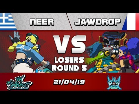 Jawbreakers: Neer (Jet) Vs Jawdrop (Latch / Sonata / Doombox) - Loser's Eights