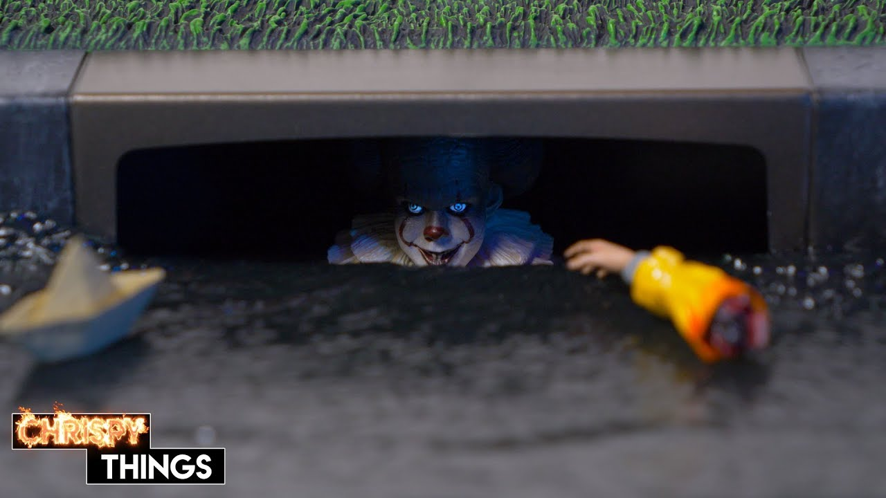 Pennywise Accessory Set 2019 It NECA New Clown Georgie Boat /& Arm
