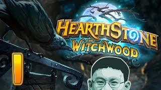 NEW EXPANSION! NEW CARDS! The Witchwood is Coming!