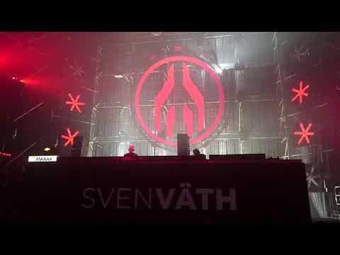 Sven Väth - pt.  4 - Live @ Mayday Poland 2017 @ Spodek, Katowice, PL - 10 11 2017