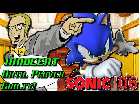 SONIC '06! (Sonic the Hedgehog for Xbox 360) - INNOCENT Until Proven Guilty!