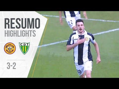 Highlights | Resumo: Nacional 3-2 Tondela (Liga 18/19 #24)