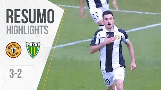 Highlights   Resumo: Nacional 3-2 Tondela (Liga 18/19 #24)