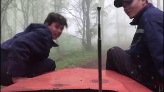 FIAT Campagnola Drive in Mud - Zastava AR 51/55
