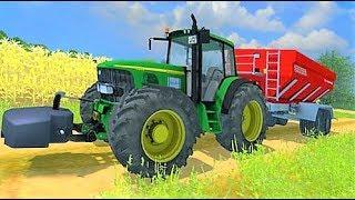 Мультфильмы для детей - #Машинки и #Трактор Ферма| Развивающие мультики для мальчиков Новинка 2017