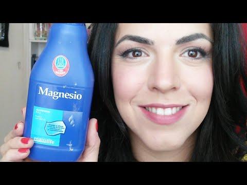Como preparar purgante con leche de magnesia