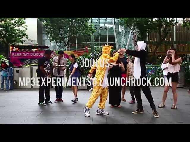MP3 Experiment Singapore 2014 - Teaser