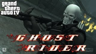 GTA IV:The Ghost Rider (Cinematic)