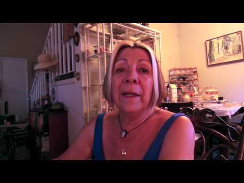 CELIA BLANCO Entrevista  1 Parte