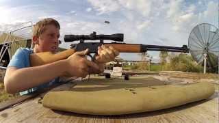 Erma Werke .22LR lever action rifle
