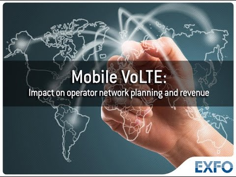 Mobile VoLTE   Impact on operator network planning and revenue