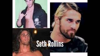 WWE Superstars and divas when they were young